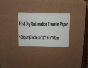 Kertas Sublim Fast Dry 100 gsm